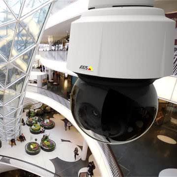 دوربین مداربسته اکسیس (AXIS)