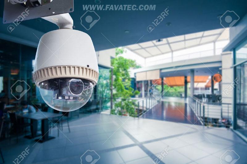 نصب دوربین مداربسته در واحدهای تجاری