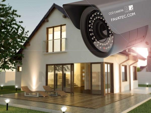 دوربین مداربسته مناسب خانه ها