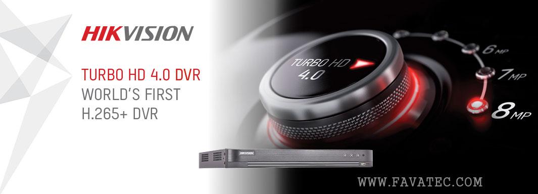 دوربین مداربسته TURBO HD برند هایک ویژن