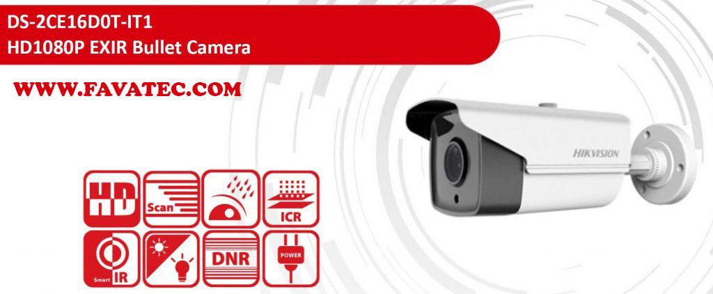 دوربین مداربسته هایک ویژن 2 مگاپیکسل DS-2CE16D0T-IT