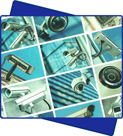 نمونه پروژه دوربین مداربسته