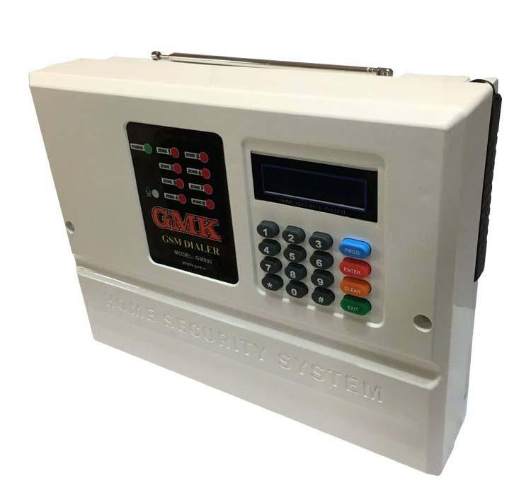 مشخصات فنی دزدگیر اماکن gmk890